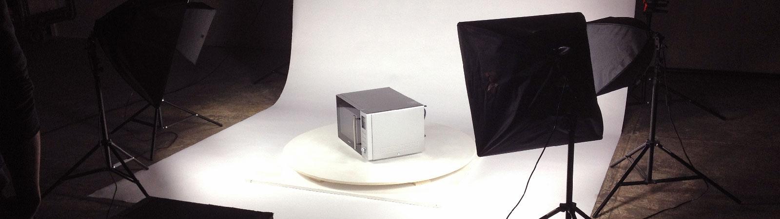 360 graden productfotografie laten maken